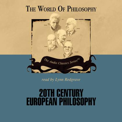 Twentieth Century European Philosophy