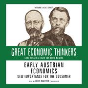 Early Austrian Economics