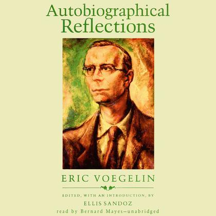 Autobiographical Reflections