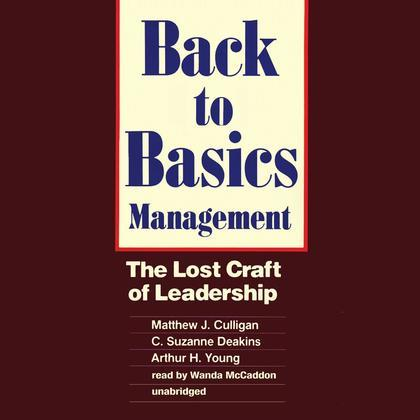 Back to Basics Management