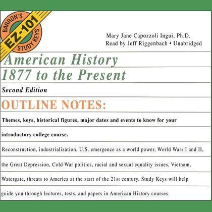 American History, 1877 to the Present, Second Edition