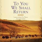 To You We Shall Return
