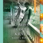 The Last List of Miss Judith Kratt