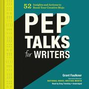 Pep Talks for Writers
