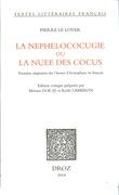 """La Nephelococugie ou La nuee des cocus : première adaptation des """"Oiseaux"""" d'Aristophane en français"""