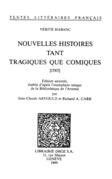 Nouvelles histoires tant tragiques que comiques (1585)