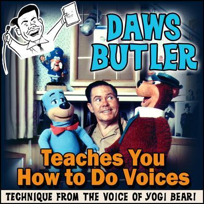 Daws Butler Teaches You How to Do Voices