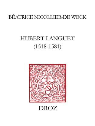 Hubert Languet (1518-1581)