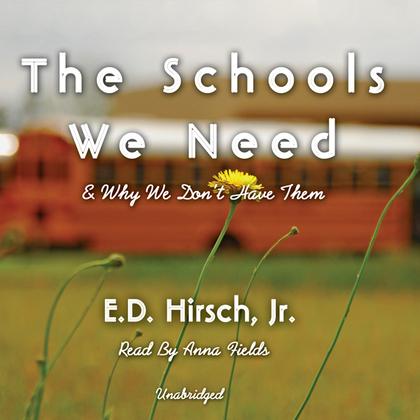The Schools We Need