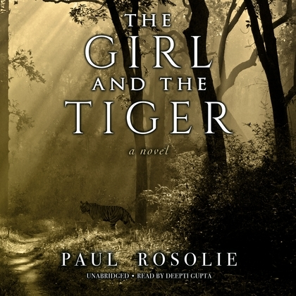 The Girl and the Tiger