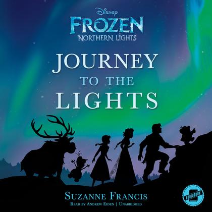 Frozen Northern Lights
