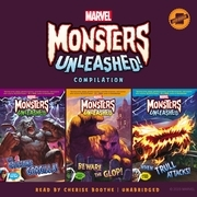 Marvel Monsters Unleashed Compilation