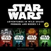 Star Wars Adventures in Wild Space: Books 1-3