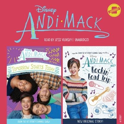 Andi Mack: Tomorrow Starts Today & Rockin' Road Trip