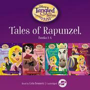 Tales of Rapunzel, Books 1-4