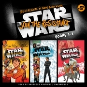 Star Wars Join the Resistance, Books 1-3