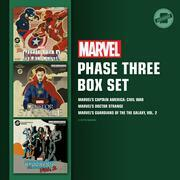 Marvel's Phase Three Box Set