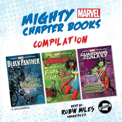 Mighty Marvel Chapter Book Compilation