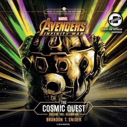 Marvel's Avengers: Infinity War: The Cosmic Quest Vol. 1: Beginning