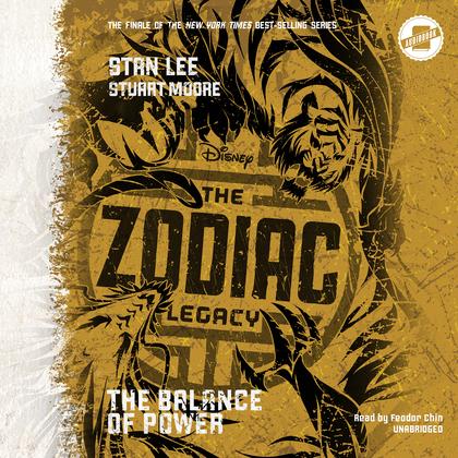 The Zodiac Legacy: Balance of Power