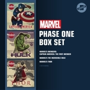 Marvel's Phase One Box Set