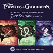 Pirates of the Caribbean: Jack Sparrow Books 4-6
