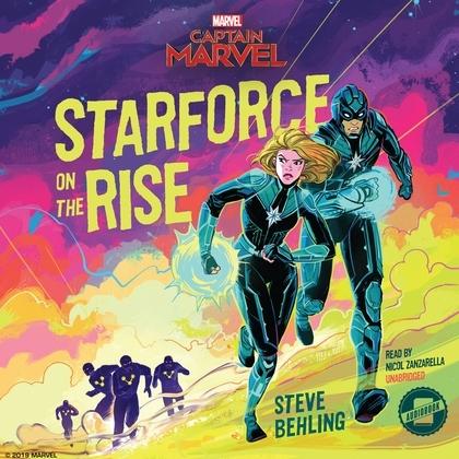 Marvel's Captain Marvel: Starforce on the Rise