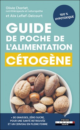 Guide de poche de l'alimentation cétogène