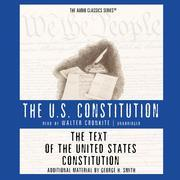 The Text of the United States Constitution