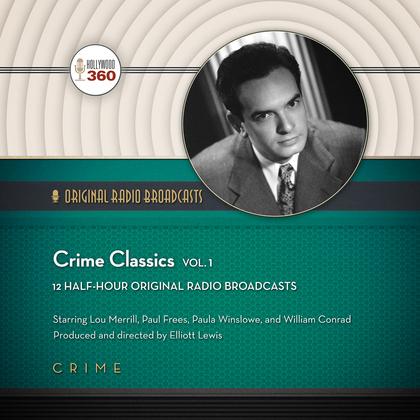 Crime Classics, Vol. 1