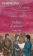 Debito d'amore