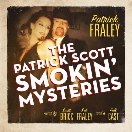 The Patrick Scott Smokin' Mysteries