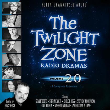 The Twilight Zone Radio Dramas, Vol. 20