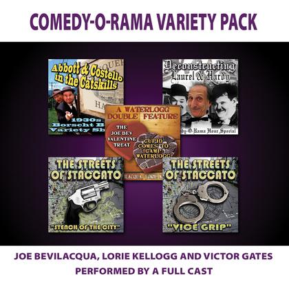Comedy-O-Rama Variety Pack