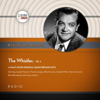 The Whistler, Vol. 4