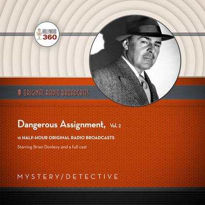 Dangerous Assignment, Vol. 2