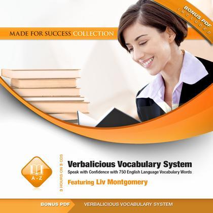 Verbalicious Vocabulary System