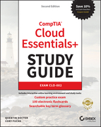 CompTIA Cloud Essentials+ Study Guide