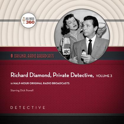 Richard Diamond, Private Detective, Collection 3