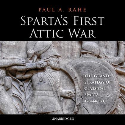 Sparta's First Attic War