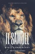 2 Samuel - Complete Bible Commentary Verse by Verse