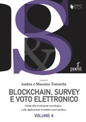 Blockchain, survey e voto elettronico