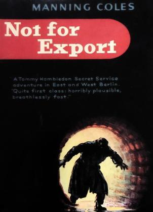 Not For Export