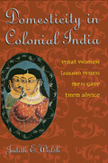 Domesticity in Colonial India