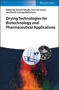 Drying Technologies for Biotechnology and Pharmaceutical Applications