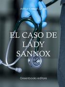 El caso de Lady Sannox