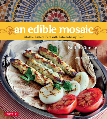 An Edible Mosaic: Middle Eastern Fare with Extraordinary Flair