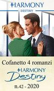 Cofanetto 4 Harmony Destiny n.42/2020