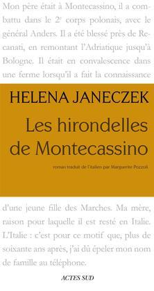 Les hirondelles de Montecassino