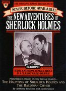 The Haunting of Sherlock Holmes and Baconian Cipher